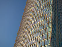 Business building in the financial district of Frankfurt, Germ Stock Image