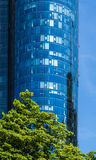 Business building ( Maintower ) in Frankfurt, Germ Stock Photos