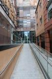 Business building of Sydney Uni Stock Images