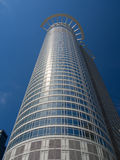Business building (Westendstr.) in the financial district of Frankfurt, Germ Stock Photo