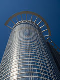 Business building (Westendstr.) in the financial district of Frankfurt, Germ Royalty Free Stock Image