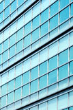 Business building windows background Stock Images