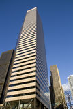 Business buildings. In downtown Seattle Royalty Free Stock Image
