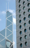 Business buildings Royalty Free Stock Photography