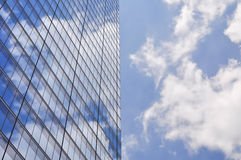 Business buildings Stock Images