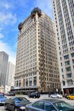 Business buildings, Chicago, Illinois Stock Image