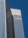 Business buildings  in the financial district of Frankfurt, Germ Stock Photos
