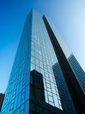 Business buildings in the financial district of Frankfurt Stock Photography