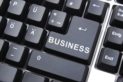 Business button Stock Images