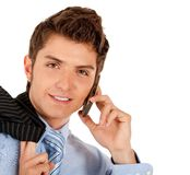 Business call Stock Photos