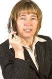 business call Στοκ φωτογραφίες με δικαίωμα ελεύθερης χρήσης