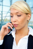 business call Στοκ εικόνα με δικαίωμα ελεύθερης χρήσης