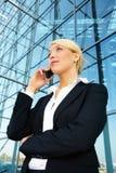 business call Στοκ εικόνες με δικαίωμα ελεύθερης χρήσης