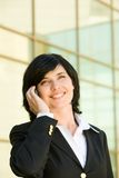 Business call Royalty Free Stock Photo