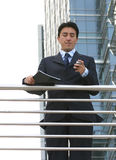 Business call - andres Royalty Free Stock Photography