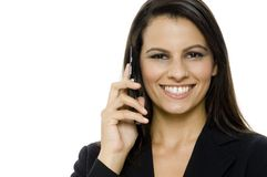 Business Calling Royalty Free Stock Photo