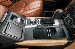 Business car interior. Stock Photography