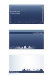 Business card 06 Stock Photography