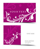 Business card. Vector business card set, for more business card of this type please visit my gallery Stock Photos