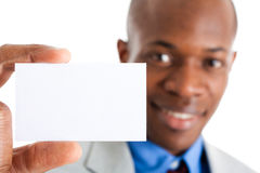 Business card Royalty Free Stock Images