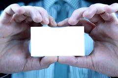Business card Stock Photos
