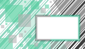 Business card abstract background. Vector business card abstract background Stock Images