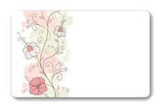Business card background Royalty Free Stock Photo