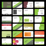 Business Card Backgrounds Stock Photo