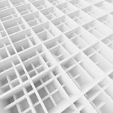 Business Card Concept. 3d White Business Card Concept Stock Photo