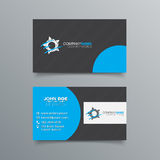 Business Card Design Royalty Free Stock Photos