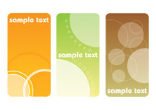 Business card icon Stock Images