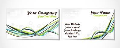 Free Business Card Set On White Stock Photo - 13418280