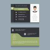 Business Card Template. Business card designs. Easy to adapt. Business vector set vector illustration
