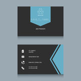 Business Card Template. Business card designs. Easy to adapt. Business vector set Royalty Free Stock Image
