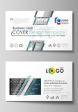 Business card templates. Easy editable layout, vector design template. Abstract infinity background, 3d structure with. Business card templates. Easy editable royalty free illustration