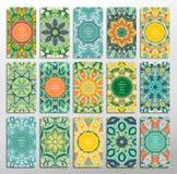 Business card. Vintage decorative elements. Hand drawn background. Islam, Arabic, Indian, ottoman motifs. Stock Photo