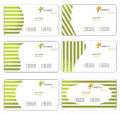Business cards Stock Photos