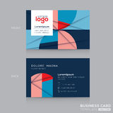 Business cards Design Template Royalty Free Stock Images