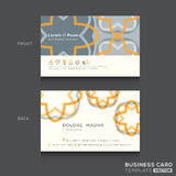 Business cards Design Template Royalty Free Stock Photos