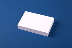 Business cards Royalty Free Stock Photos