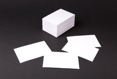 Business cards Stock Photography
