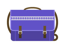 Business case vector illustration. Royalty Free Stock Images