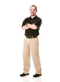 Business Casual Male Royalty Free Stock Image