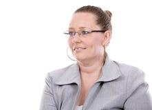 Business caucasian woman Stock Photos