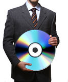 Business cd Royalty Free Stock Photo