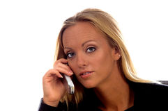 Business Cell Call stock images