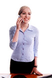 Business Cell Phone Stock Image