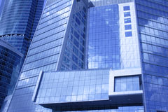 Business center building. New building of the big commercial centre Stock Images