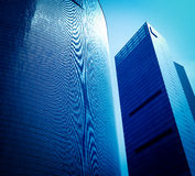 Business Center building Stock Image