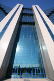 Business center building background Stock Photography